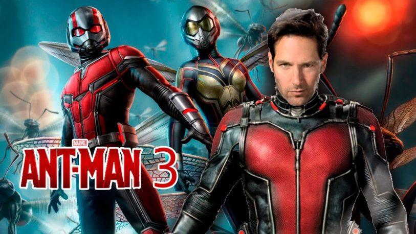 """""""Ant Man"""" tendrá una tercera parte que será estrenada en 2022"""