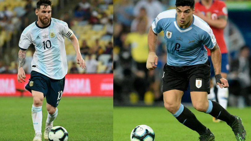 Argentina se mide con Uruguay en Israel
