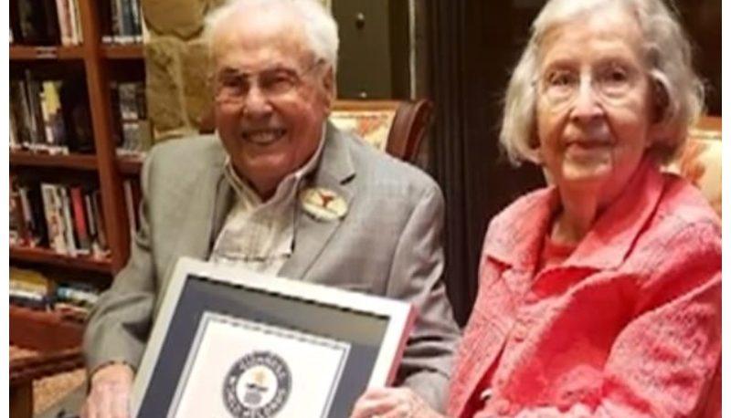 La pareja más longeva del mundo celebrará los 80 años de su boda