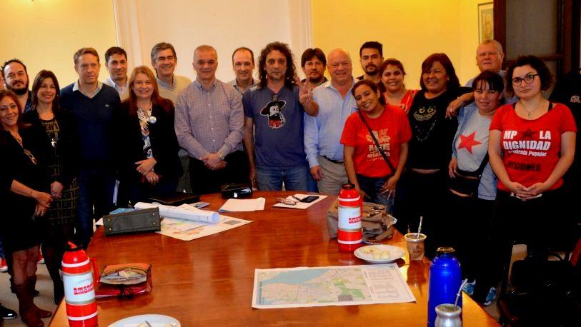 Organizaciones denunciadas integran la mesa por la Emergencia Alimentaria