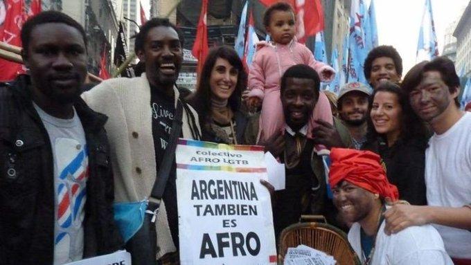 """Afroargentinos conmemoraron su día luego de haber sido """"borrados de la historia oficial"""""""