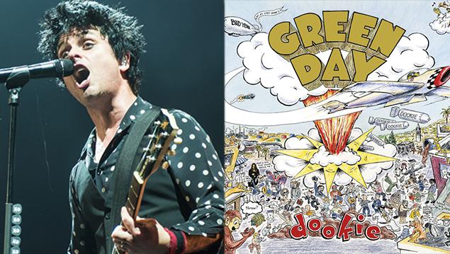 Green Day interpretó Dookie en su totalidad por su 25 aniversario