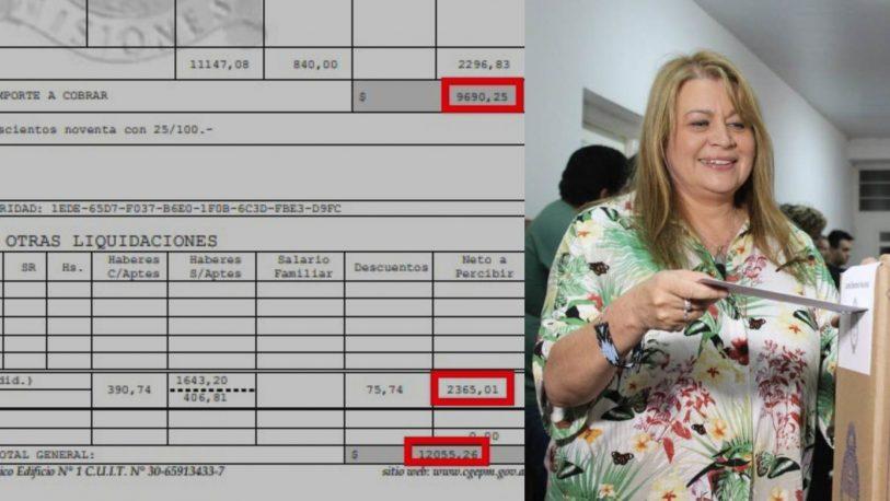 """Lescaffette durísima con Aquino: """"Es vergonzoso que una ministra no sepa cuánto se paga a los docentes"""""""