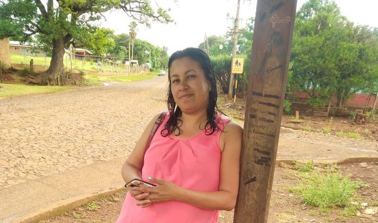 Oberá: buscan a una mujer desaparecida desde ayer