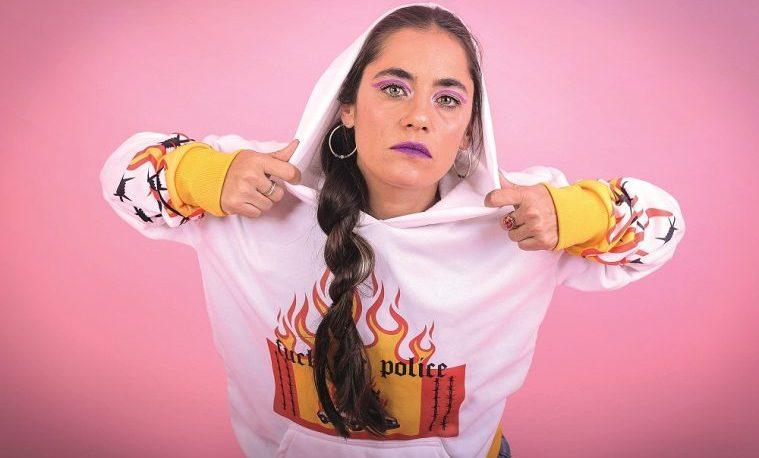 """Sara Hebe encabeza el """"GRL PWR"""" en Buenos Aires"""
