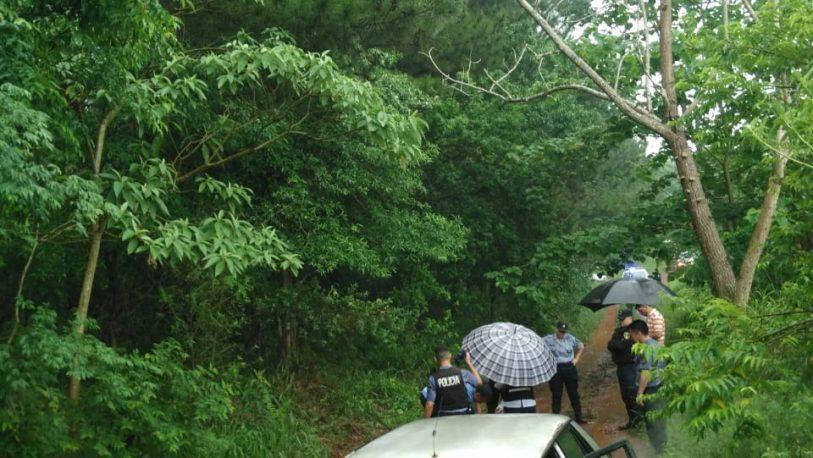 Eldorado: hallaron sin vida a un hombre en el barrio Pinares