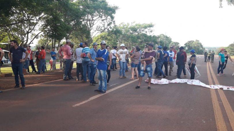 Productores tabacaleros levantaron los cortes de ruta