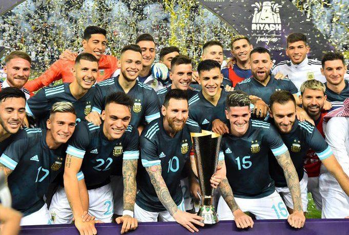 Argentina le ganó a Brasil y los memes no se hicieron esperar