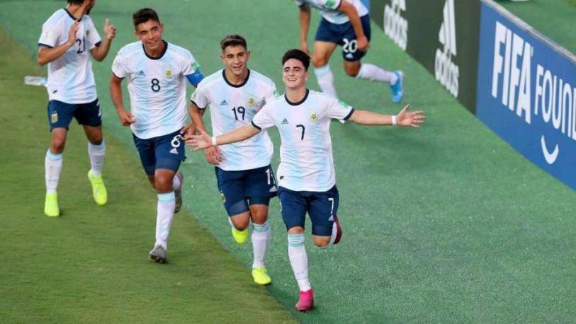 Mundial Sub-17: Argentina busca el pase a cuartos ante Paraguay
