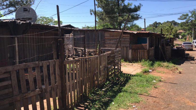 Bº Santa Cecilia: vecinos siguen esperando la relocalización