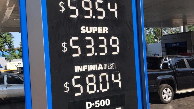 Conductores opinan sobre el nuevo aumento de combustible