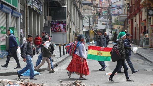 La Acnur pide a Sudamérica garantizar el acceso a afectados por la crisis en Bolivia
