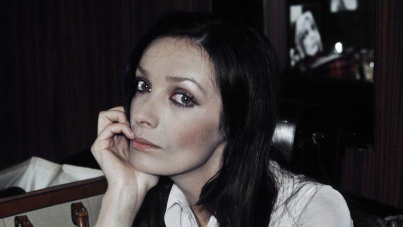 Murió a los 80 años la actriz francesa Marie Laforêt