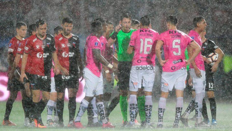 Copa Sudamericana: Colón perdió con Independiente del Valle
