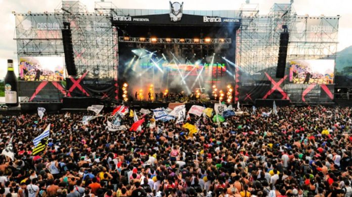 Los 20 años del Cosquín Rock sumarán a Charly García y Divididos