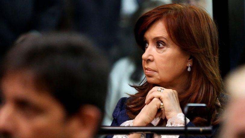 "Causa Obra Pública: para CFK, es el ""paradigma del Lawfare"""