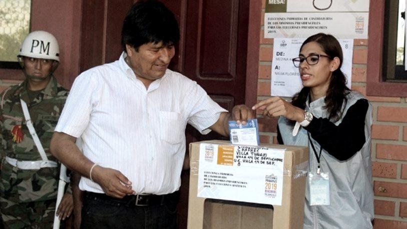 El Tribunal Electoral firmó los resultados que dan ganador a Evo Morales