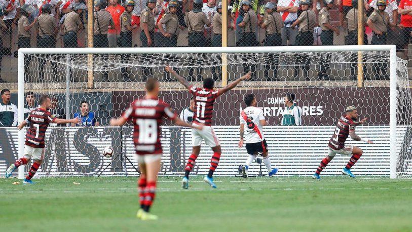 Flamengo le ganó a River y es el nuevo campeón de la Libertadores