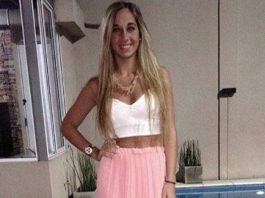 Condenan a tres años al ex piloto que atropelló a Macarena Mendizábal