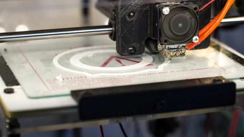 """Científicos argentinos desarrollan""""huesos"""" con impresoras 3D, que el cuerpo absorbe en forma natural"""