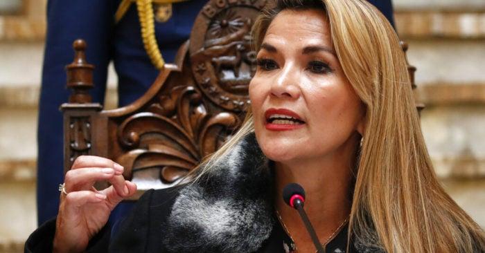 Bolivia: Áñez envió un proyecto de ley para convocar a elecciones