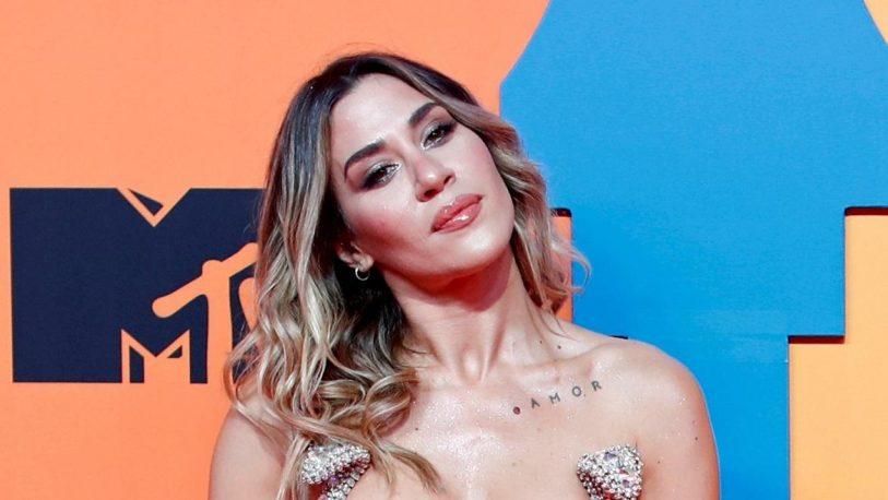 Jimena Barón elegida mejor artista latinoamericana en los MTV Europe