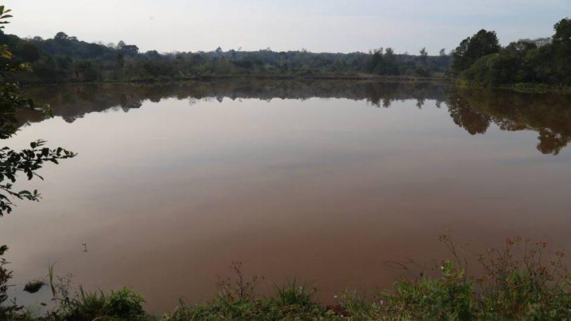 Eldorado: Hallaron un cadáver en el lago Ziegler