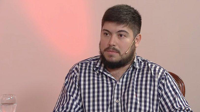 """Leandro Báez: """"No sé qué espera mi papá para aclarar las cosas"""""""