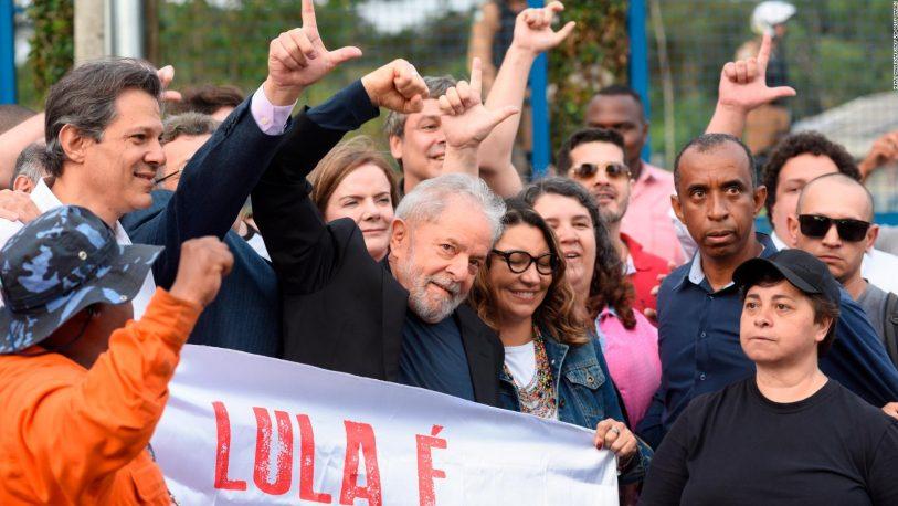Lula libre: Fuerte contrapunto entre Bolsonaro y el ex presidente