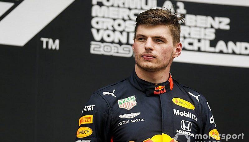 Max Verstappen se quedó con la pole para el Gran Premio de Brasil