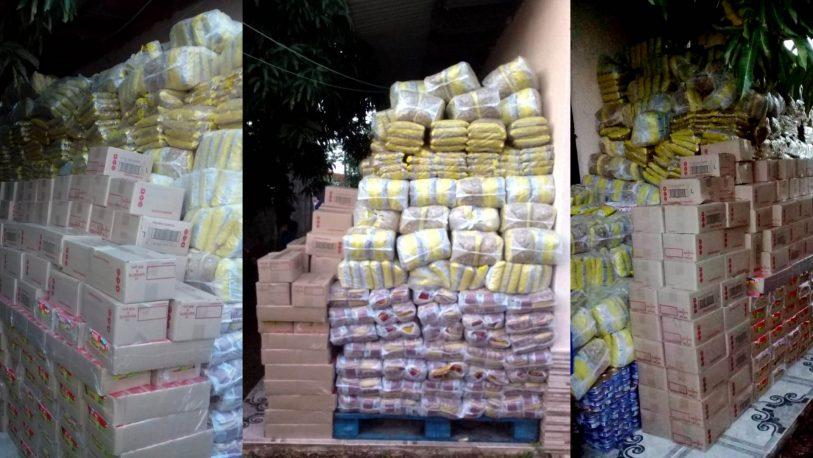 Denuncian a dirigentes de la CTEP por malversación de mercaderías en Posadas
