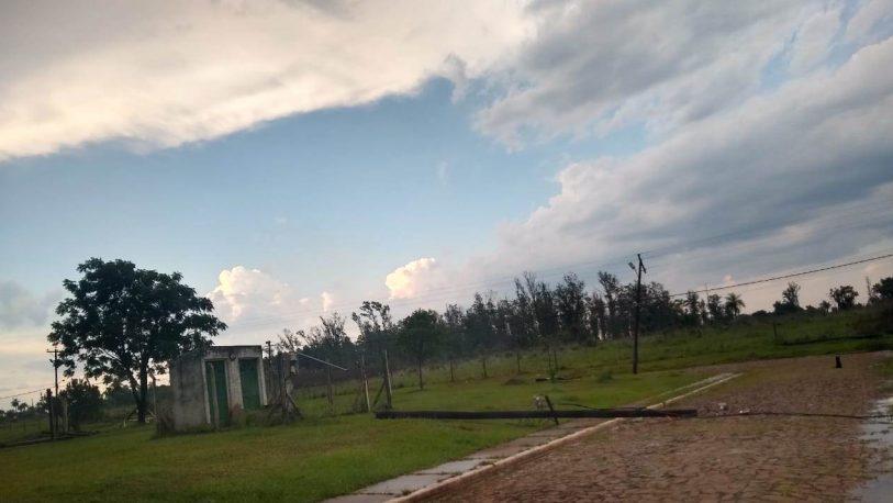 Miércoles inestable y con lluvias en Misiones