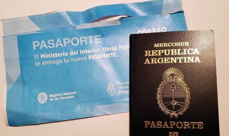 Pasaporte: Nuevas pautas para extranjeros y modifican vencimiento de menores