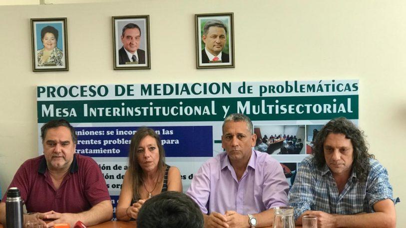 Sin referirse a la crisis habitacional, Penayo rechazó desalojo en chacra 190