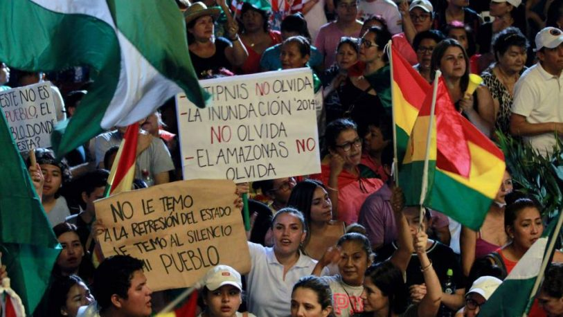 Bolivia: las pérdidas por las protestas son de 233,83 y 8,68 millones de dólares y perjudicó a 100.000 productores