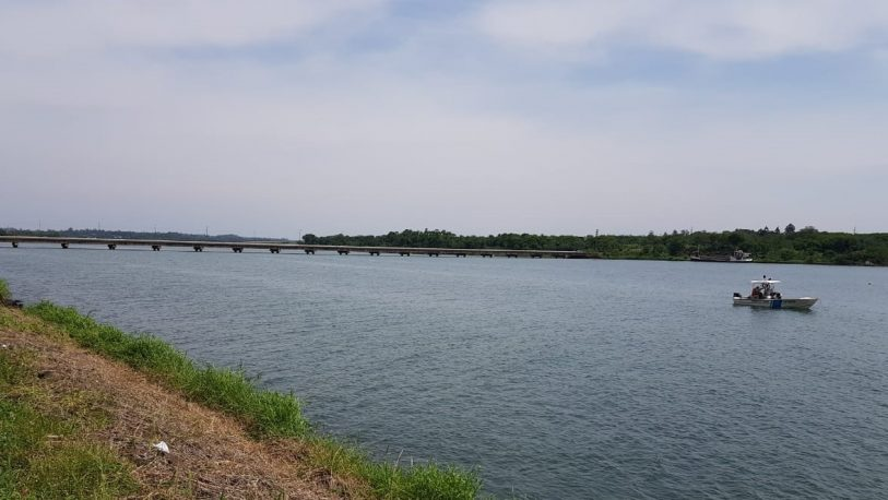Hallaron el cuerpo del pescador en el arroyo Mártires