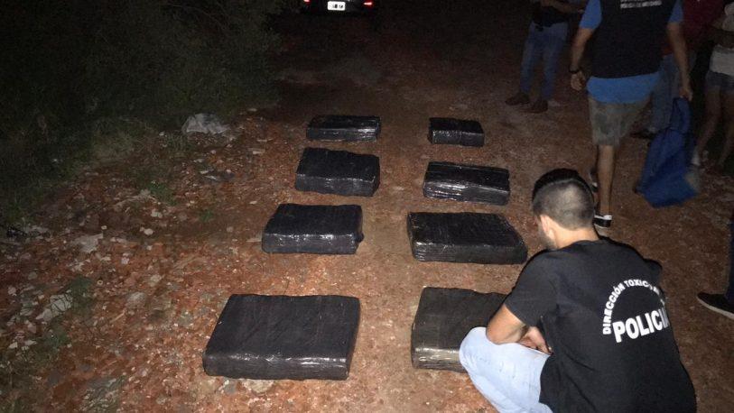 Toxicomanía secuestró 160 kilos de marihuana en barrio San Lucas