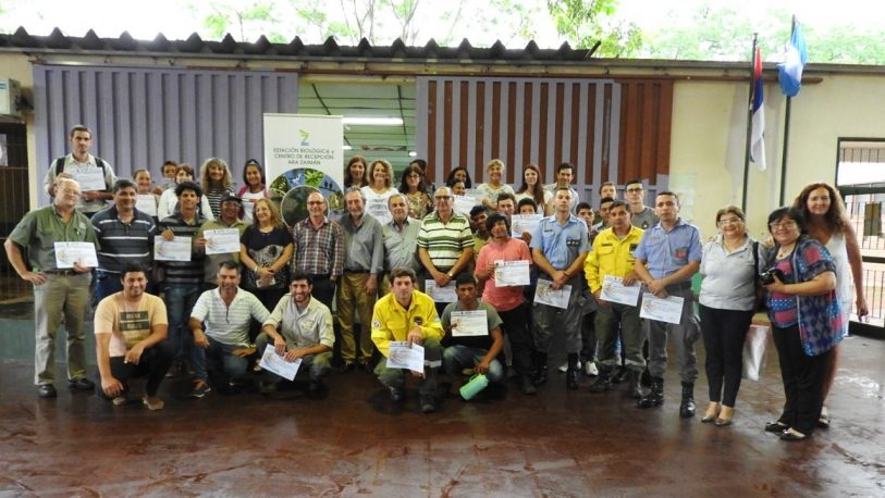 Promueven talleres de prevención contra incendios de áreas naturales