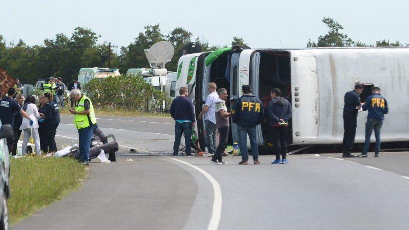 Tragedia en la Ruta 2: el chofer seguirá detenido y se hará una pericia clave