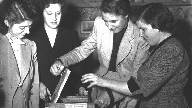 A 68 años del primer voto femenino en Argentina