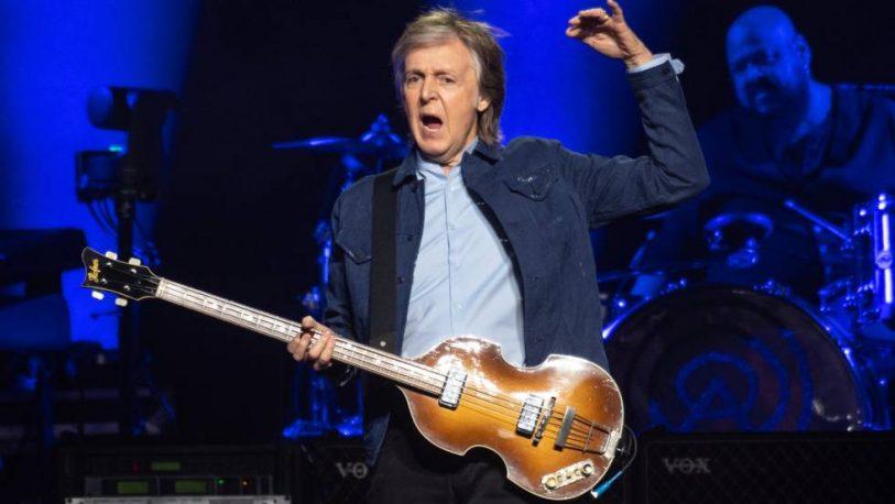 Paul McCartney producirá una película de dibujos animados