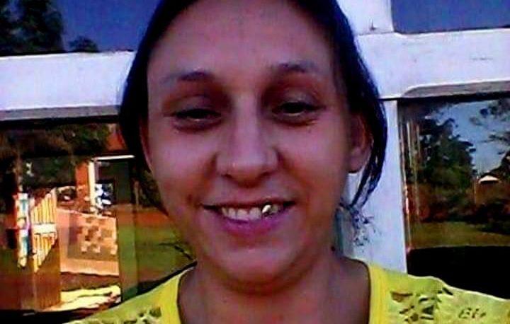 Policías y familiares buscan a mujer de 35 años