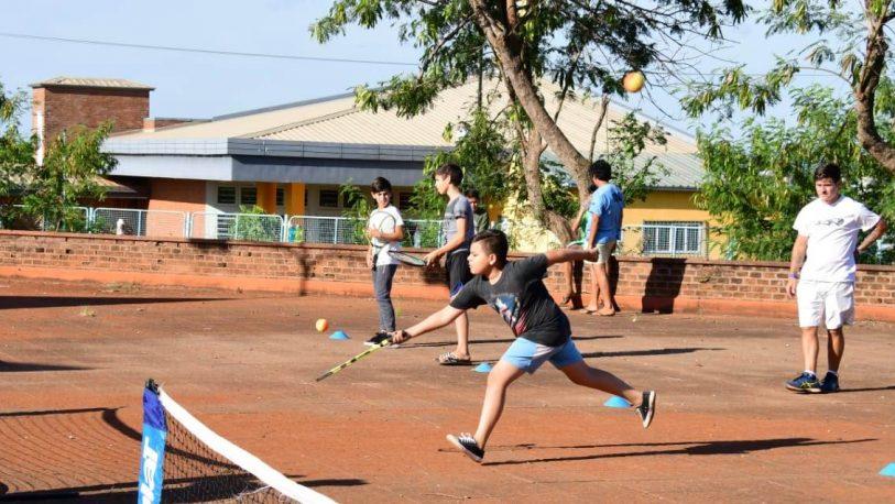 Yacyretá finaliza sus actividades deportivas y culturales en los barrios