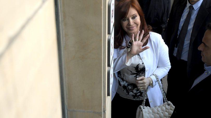 """Cristina dijo que la causa por la obra pública fue un """"plan ideado"""" por Macri"""