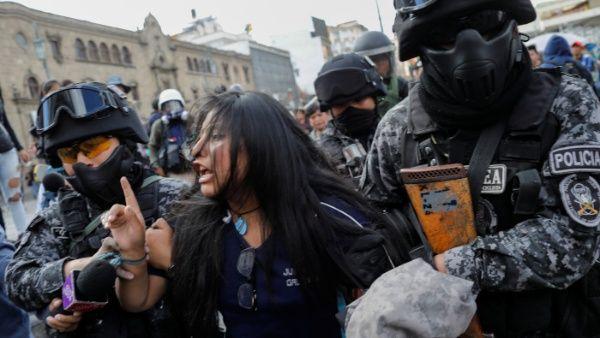 70% de los bolivianos cree que no hubo golpe de estado