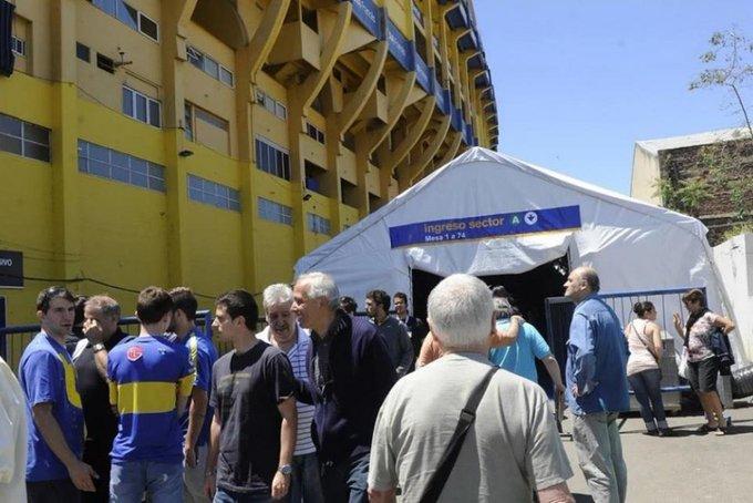 Boca renueva sus autoridades con más de 80 mil socios habilitados para votar