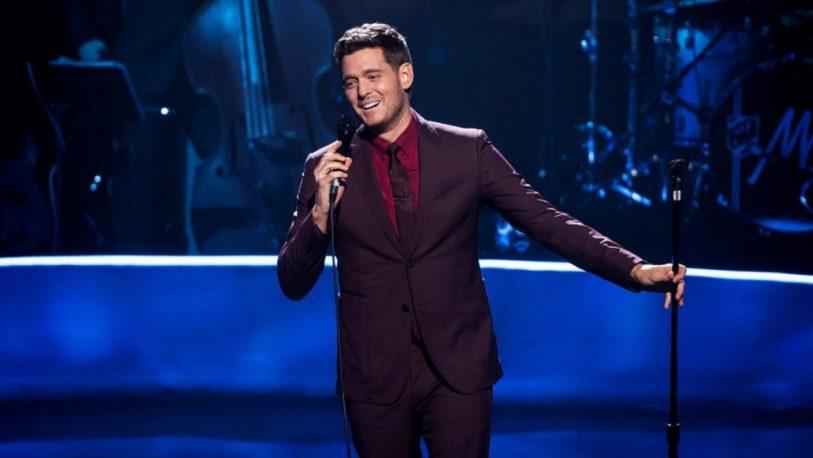 Michael Bublé dará un show en Argentina