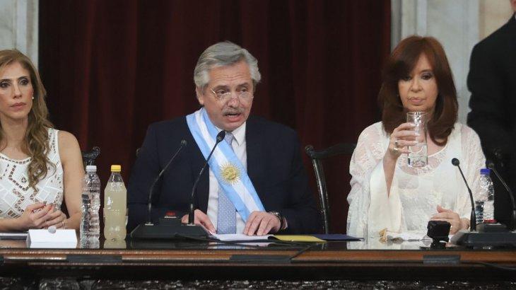 """Fernández: """"Convoco a una nueva mirada de humanidad en esta Argentina unida"""""""