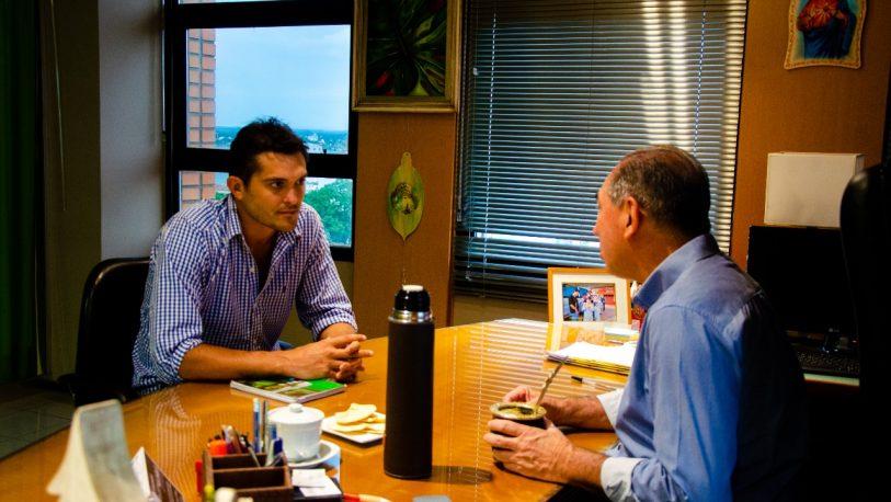 Stelatto y López preparan importante poda de contratos municipales