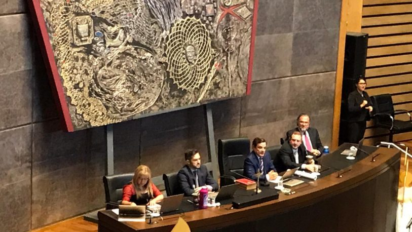 Rovira lo hizo: 12 años como presidente de la Cámara